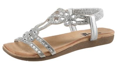 2GO FASHION Sandale, mit praktischem Gummizug kaufen