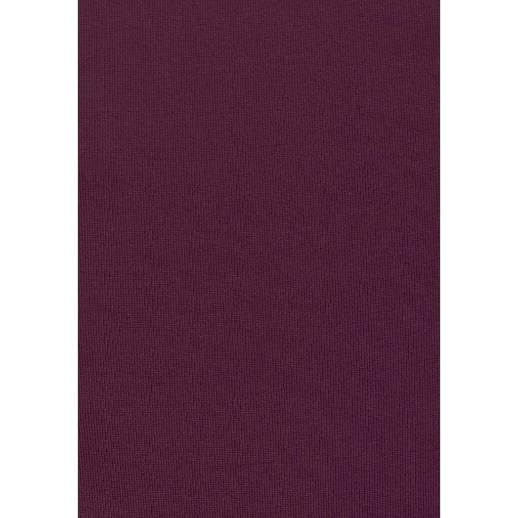 LASCANA Bikini-Hose »Italy«, in knapper Brasilien-Form