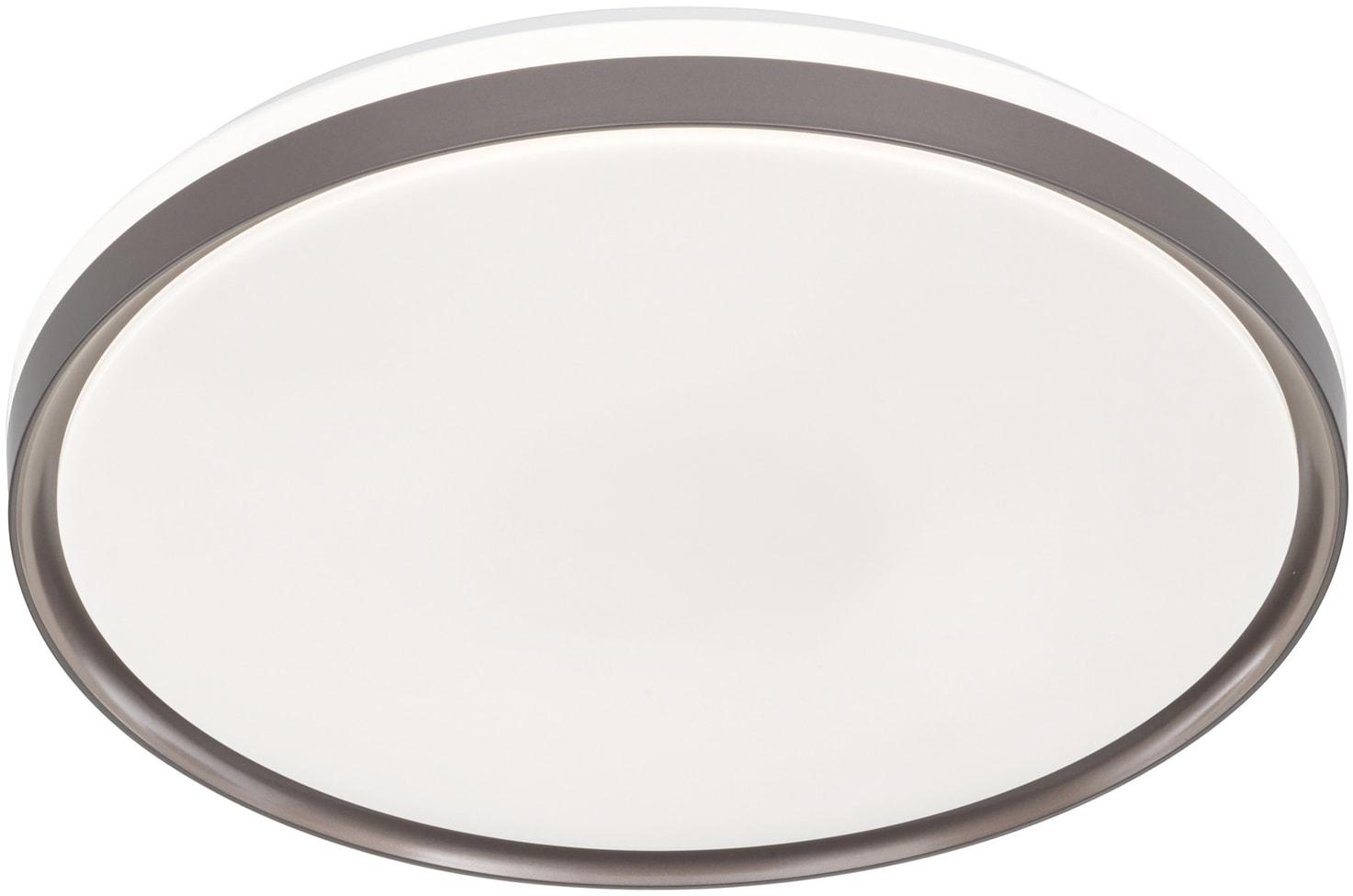 FISCHER & HONSEL LED Deckenleuchte Jaso BS, LED-Modul, Warmweiß