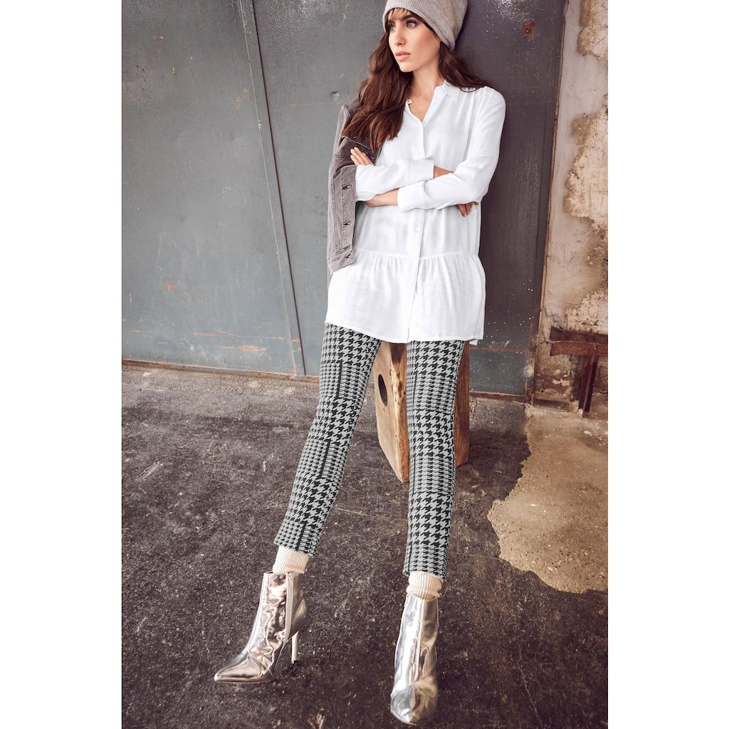 Aniston CASUAL Leggings, im Mustermix - NEUE KOLLEKTION