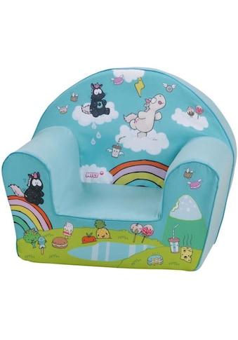 Knorrtoys® Sessel »Nici, Theodor Carbon, türkis« kaufen