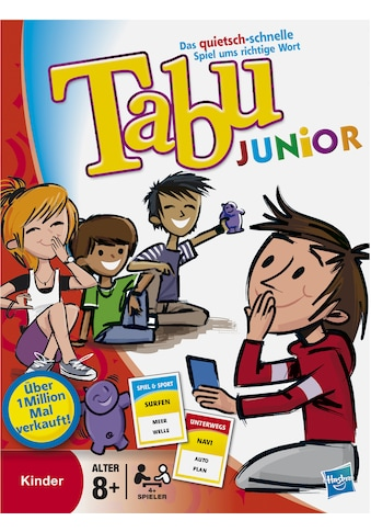 "Hasbro Spiel, ""Tabu Junior"" kaufen"