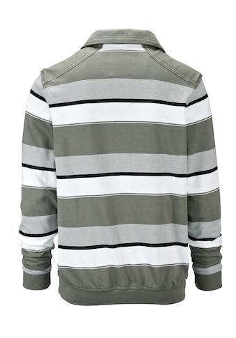 Babista Sweatshirt mit Kontrastpaspelierung kaufen