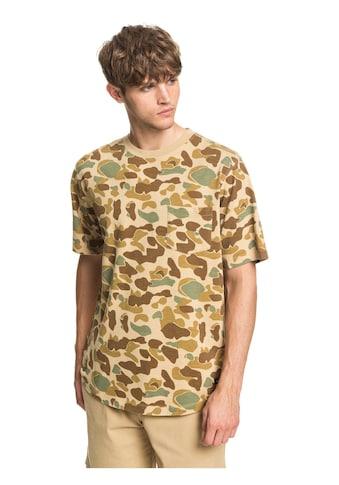 Quiksilver T-Shirt »Waterman Pacific Camo« kaufen