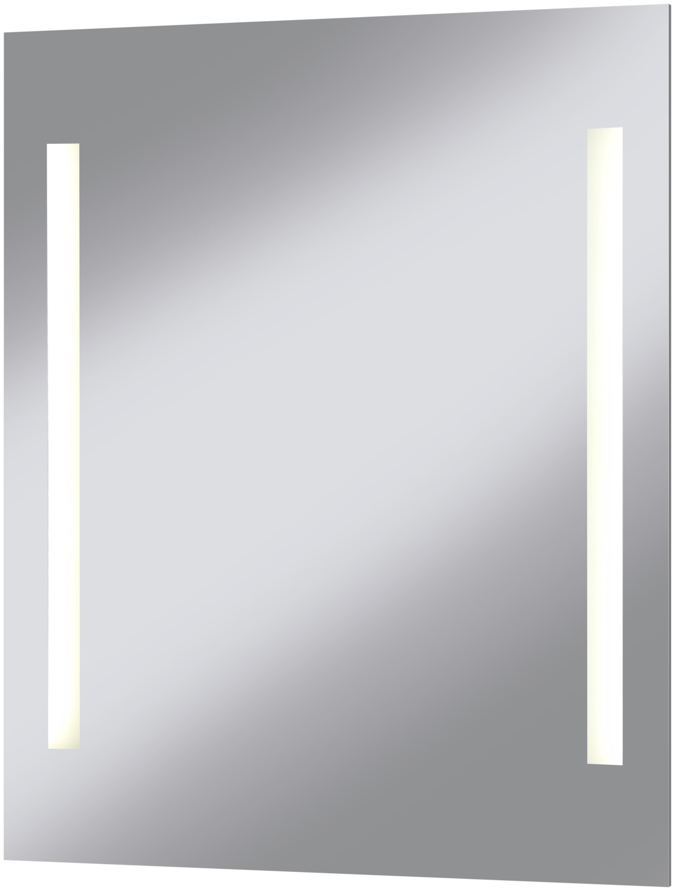WELLTIME Badspiegel Miami, LED-Spiegel, 60 x 70 cm   Bad > Spiegel fürs Bad   Welltime