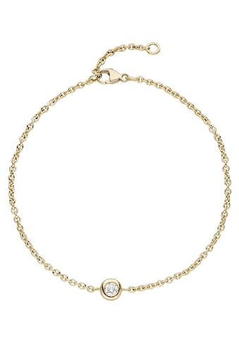 JOBO Armband, 750 Gold mit Diamant kaufen