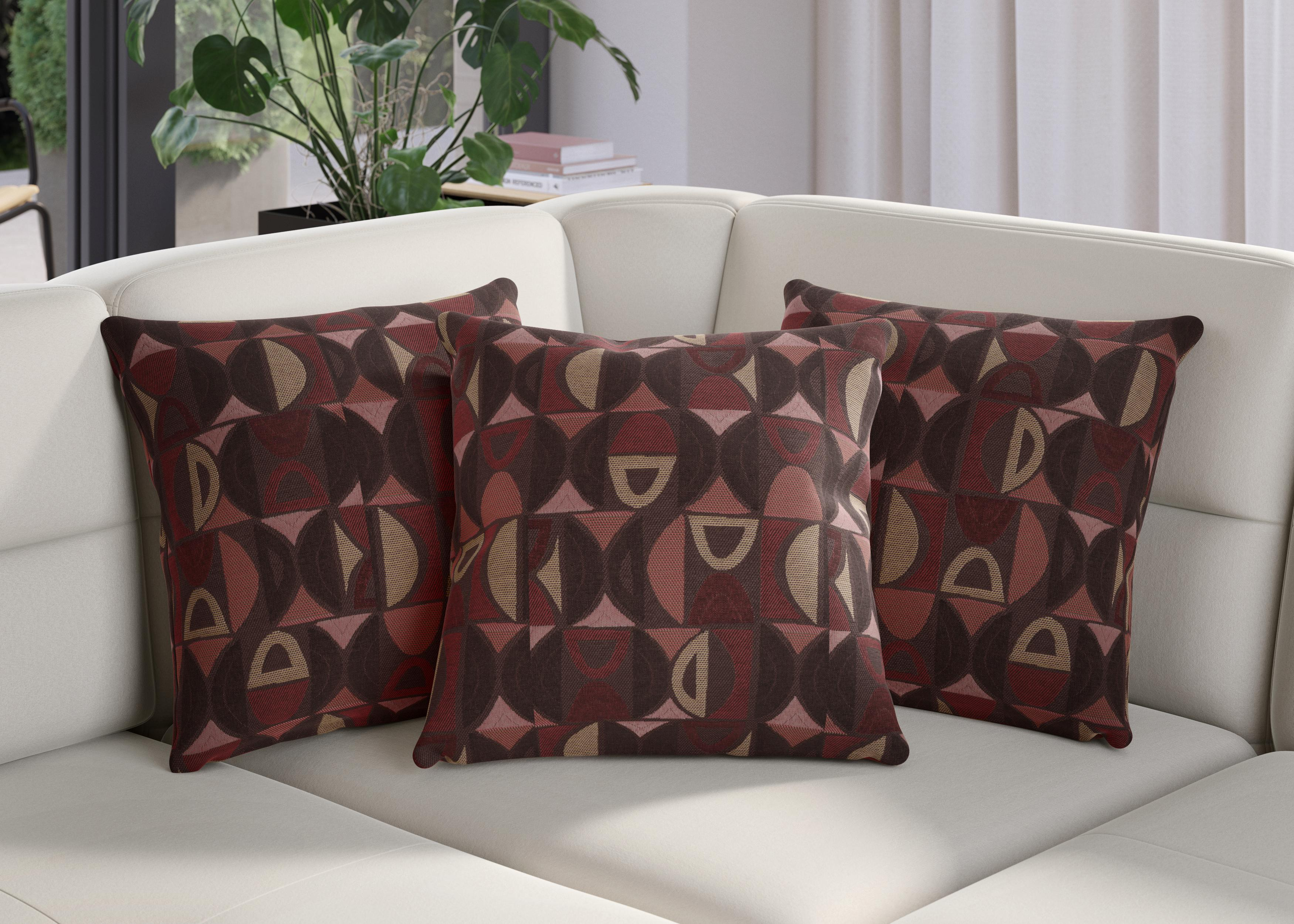 Dekokissen sit&more | Heimtextilien > Decken und Kissen > Kissen | Rot | Sit&More