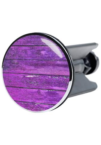 Sanilo Waschbeckenstöpsel »Purple Wall«, Ø 4 cm kaufen