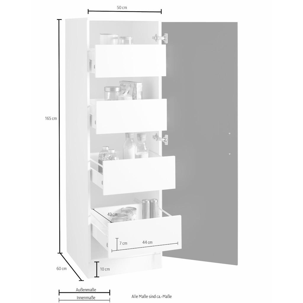 wiho Küchen Vorratsschrank »Flexi«