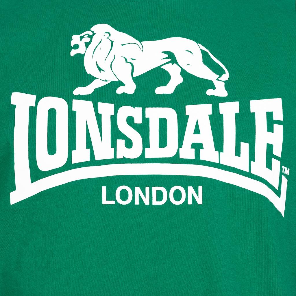 Lonsdale T-Shirt in sportlichem Design