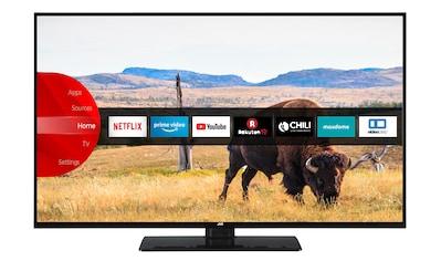 JVC LED - Fernseher (43 Zoll, Full HD, Triple - Tuner, SmartTV) »LT - 43V55LFA« kaufen