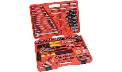 FAMEX Werkzeugset »136-29«, (Set, 197 St.), im Werkzeugkoffer kaufen