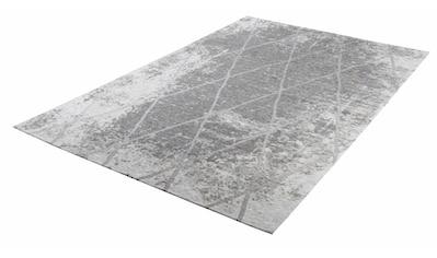 Teppich, »Fine Lines«, TOM TAILOR, rechteckig, Höhe 5 mm, maschinell gewebt kaufen