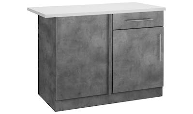 wiho Küchen Eckunterschrank »Cali«, 110 cm breit kaufen