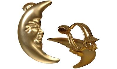 Liedeco Dekoklammer »Mond«, (Packung, 2 St.), für Gardinen, Vorhänge kaufen