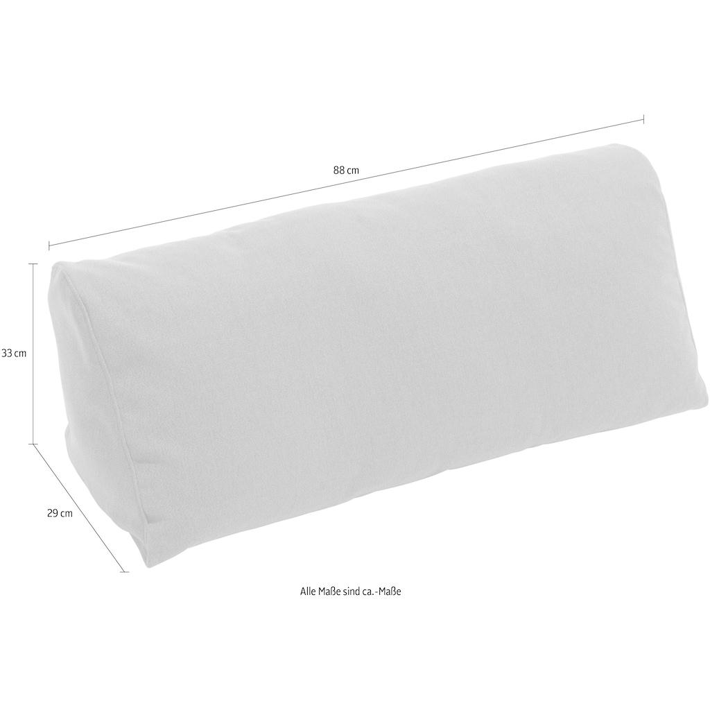 Müller SMALL LIVING Rückenkissen »Rückenkissen (rund) für Stapelliege«