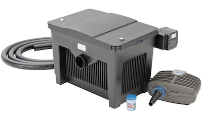 OASE Teichfilter »BioSmart Set 18000«, mit UVC-Klärgerät, 5500 l/h kaufen