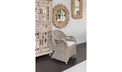 Gutmann Factory Stuhl »Spy«, Rattan Sessel kaufen