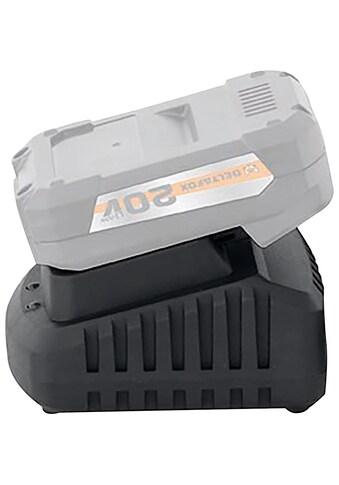 DELTAFOX Schnelllade-Gerät »DP-CQC2020«, 20 Volt kaufen