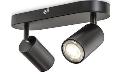 B.K.Licht Deckenspots, GU10, 1 St., 2-flammige Spotlampe, schwenkbar, drehbar, GU10,... kaufen