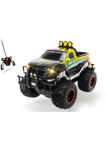 Dickie Toys RC-Monstertruck »RC Ford F150 Mud Wrestler«, mit Licht kaufen
