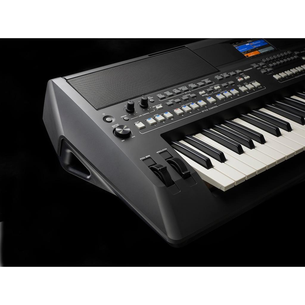 Yamaha Keyboard »PSR-SX600«