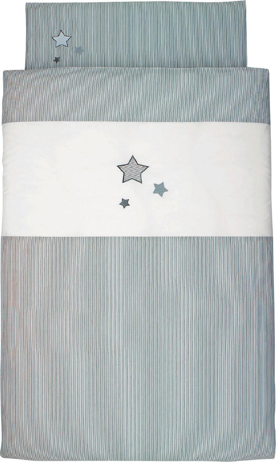 Kinderbettwäsche Sterne Sterntaler