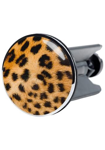 SANILO Stöpsel »Leopardenfell«, für Waschbecken, Ø 4 cm kaufen
