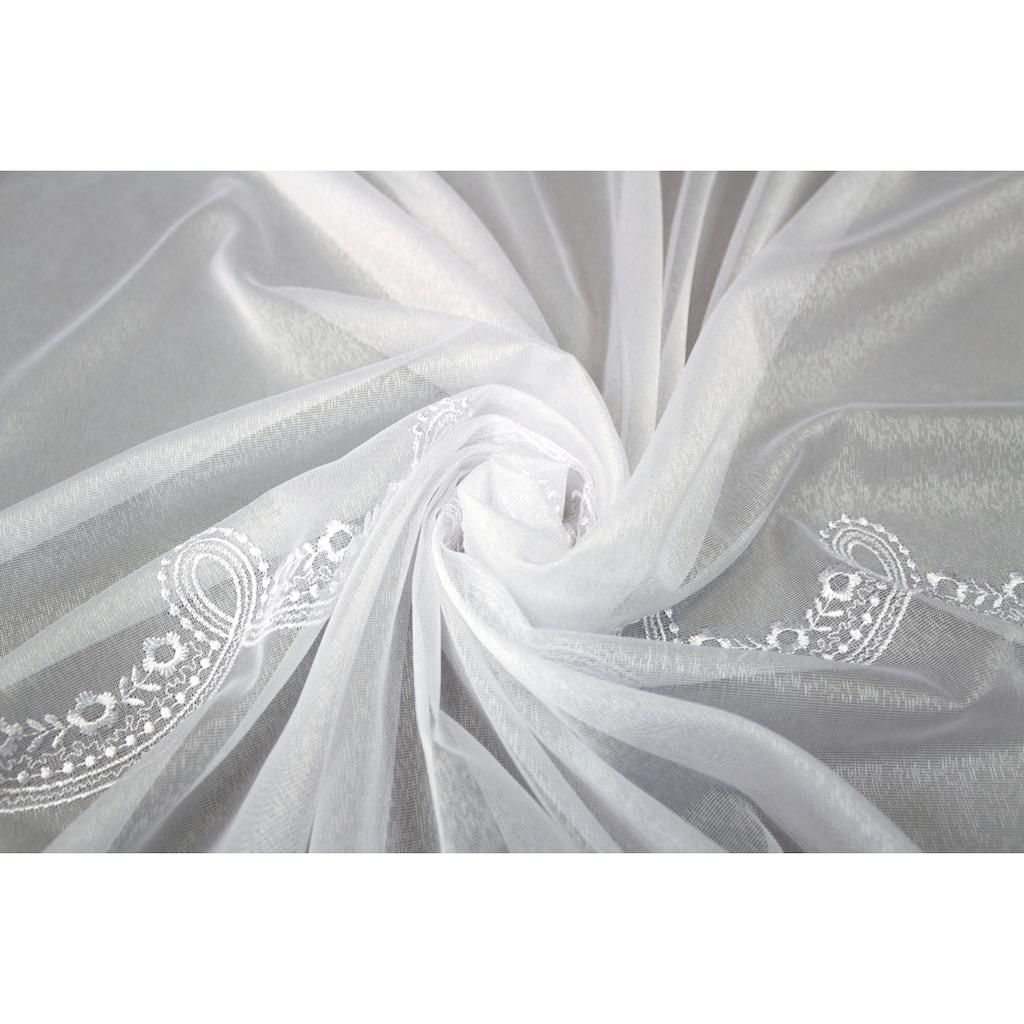 VHG Gardine nach Maß »Ciara«, Bleistiftband