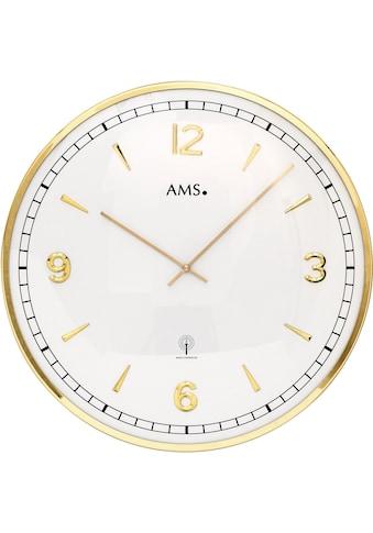 AMS Funkwanduhr »F5609« kaufen