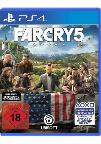 Far Cry 5 PlayStation 4 kaufen