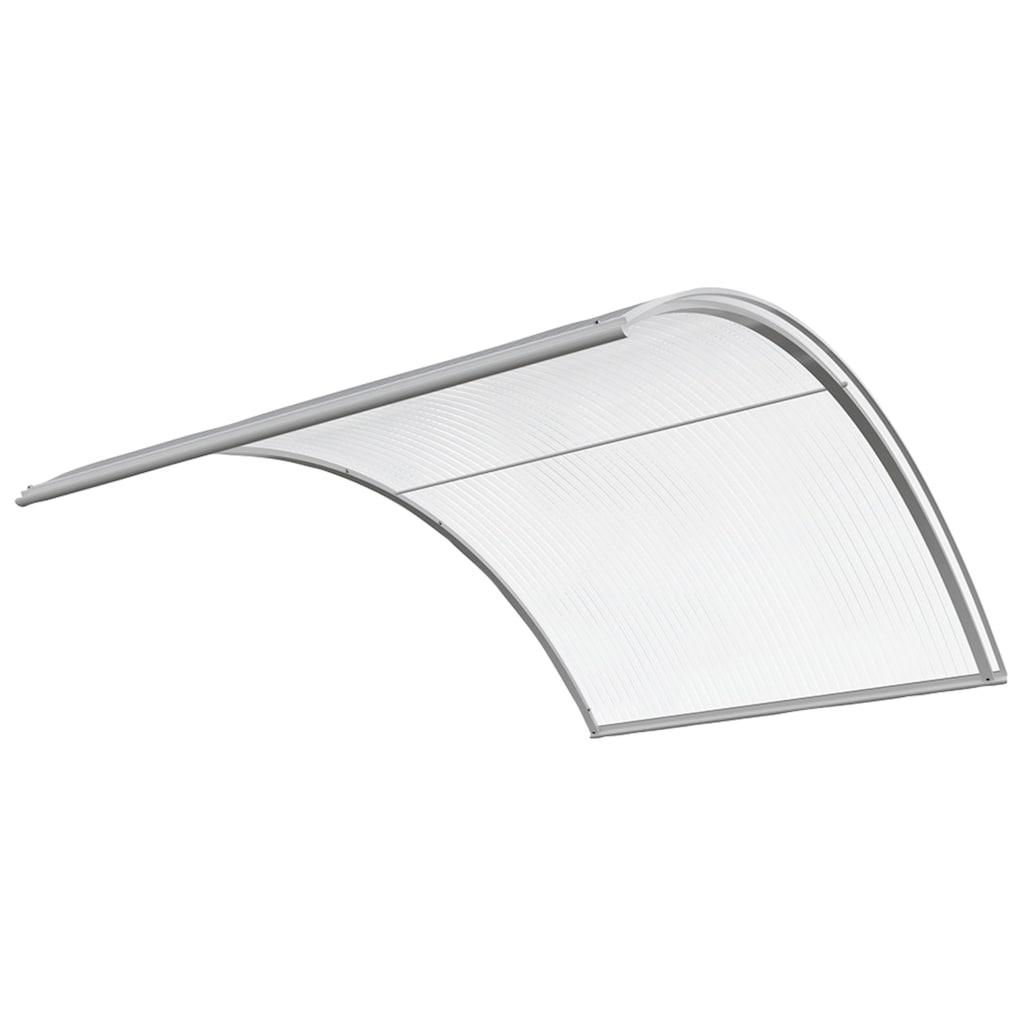 RORO Türen & Fenster Bogenvordach »Typ V131«, BxT: 150x88 cm