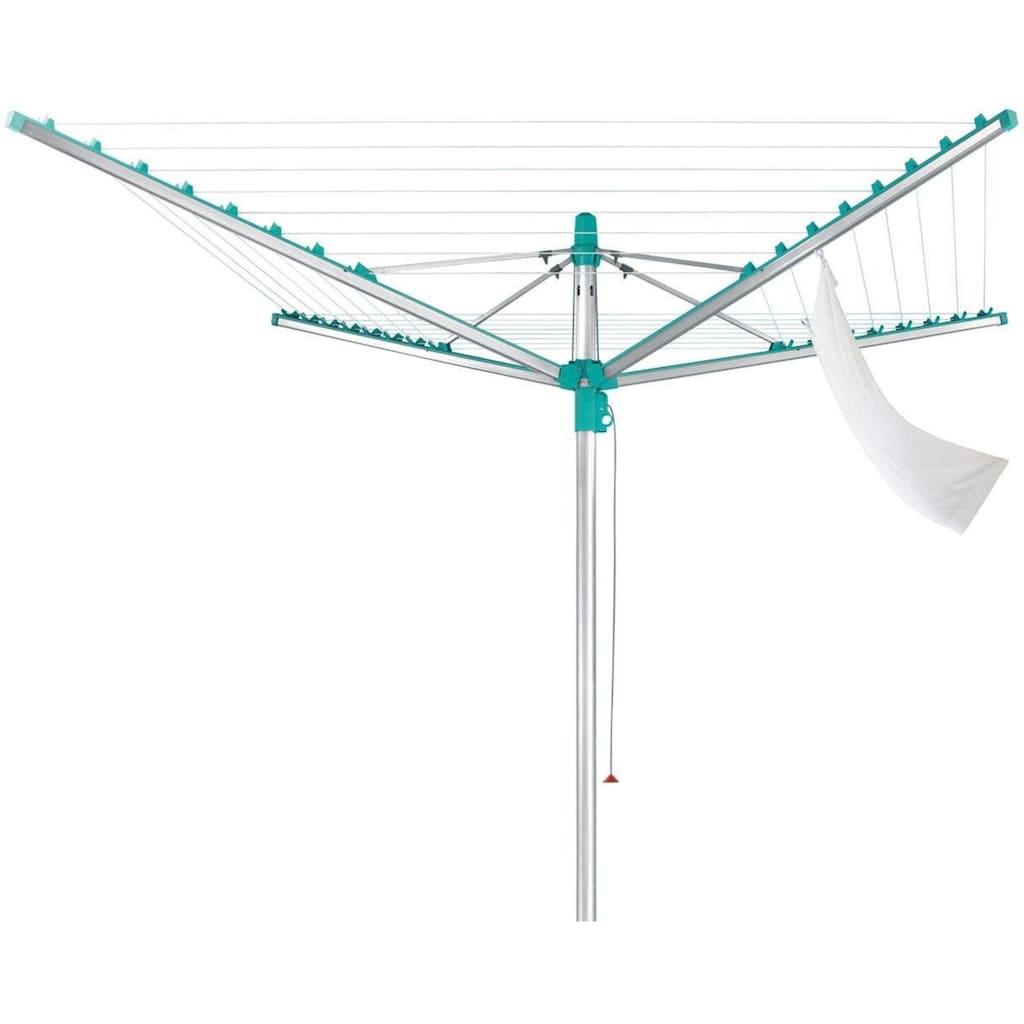 Leifheit Wäschespinne »Linomatic 500 Easy«, 50 Meter Leinenlänge