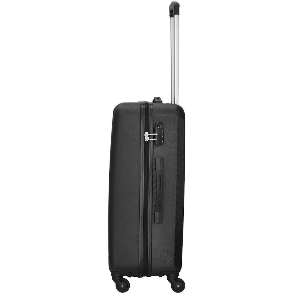 Packenger Trolleyset »Razor«, (Set, 3 tlg.)