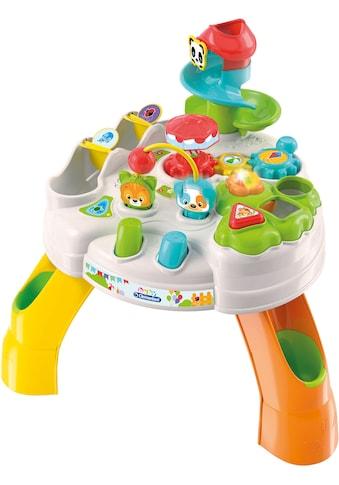 Clementoni® Spieltisch »Clementoni Baby - Park Activity Table«, mit Licht und Sound; Made in Europe kaufen