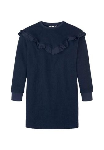 TOM TAILOR A-Linien-Kleid »Kleid mit Volants« kaufen