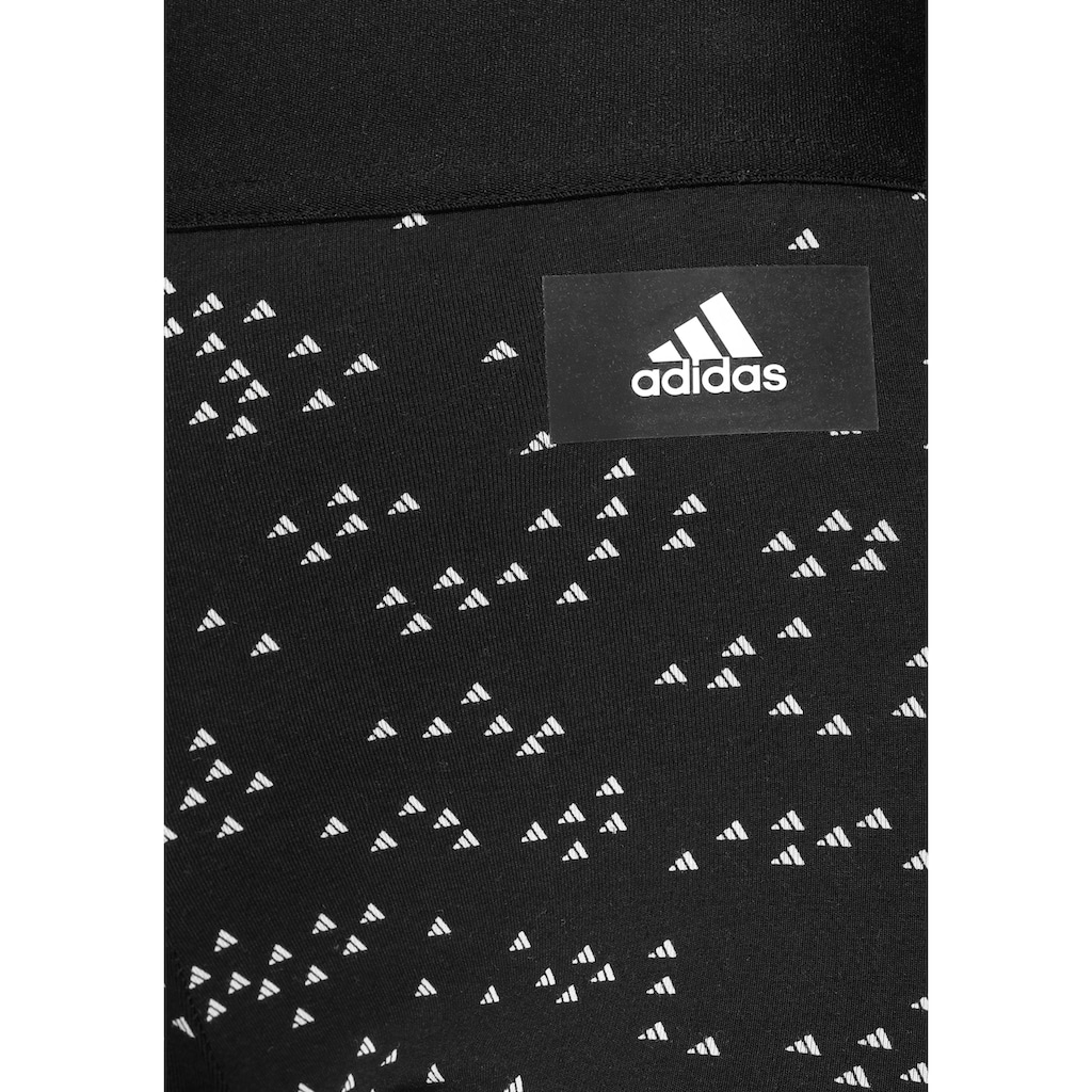 adidas Performance Leggings »ADIDAS SPORTSWEAR ALLOVER PRINT«