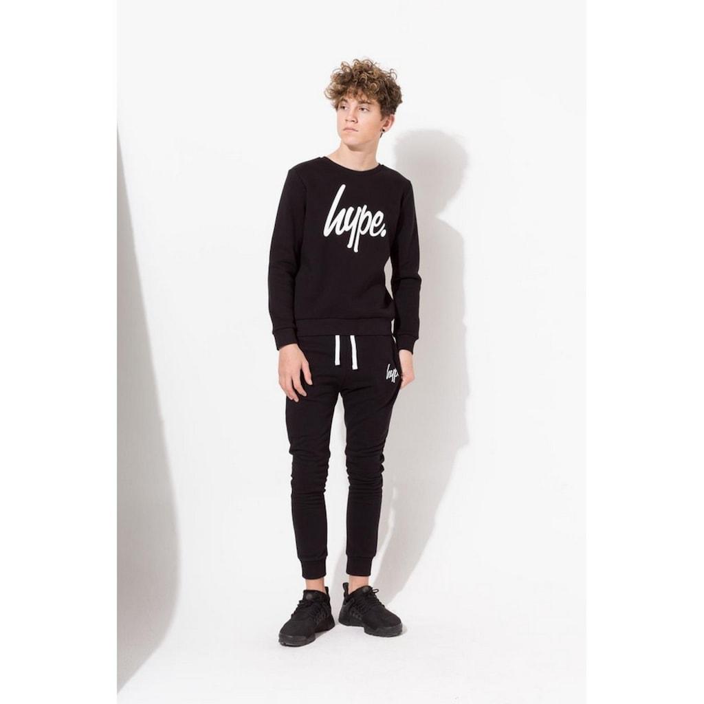 Hype Sweatshirt »Jungen mit Logo-Schriftzug«