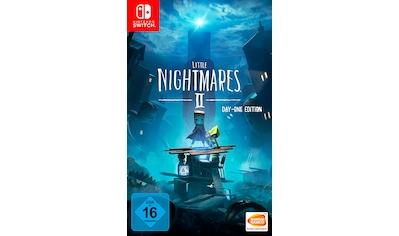 Bandai Spiel »Little Nightmares II - Day 1 Edition«, Nintendo Switch kaufen