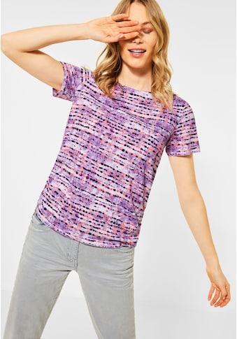 Cecil T-Shirt, mit Minimal Muster kaufen