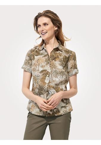 Mona Hemdbluse, aus reiner Baumwolle kaufen