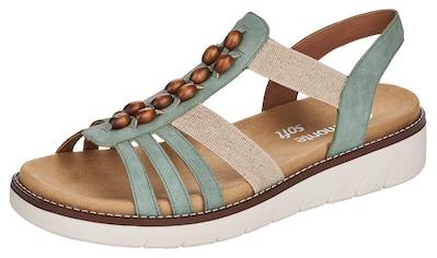 Remonte Sandale, mit elastischen Riemchen kaufen