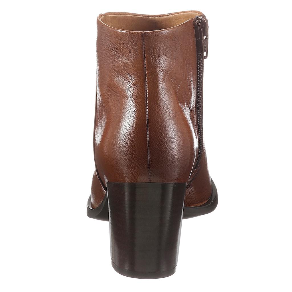 Gabor Cowboy Stiefelette, in spitz zulaufender Form