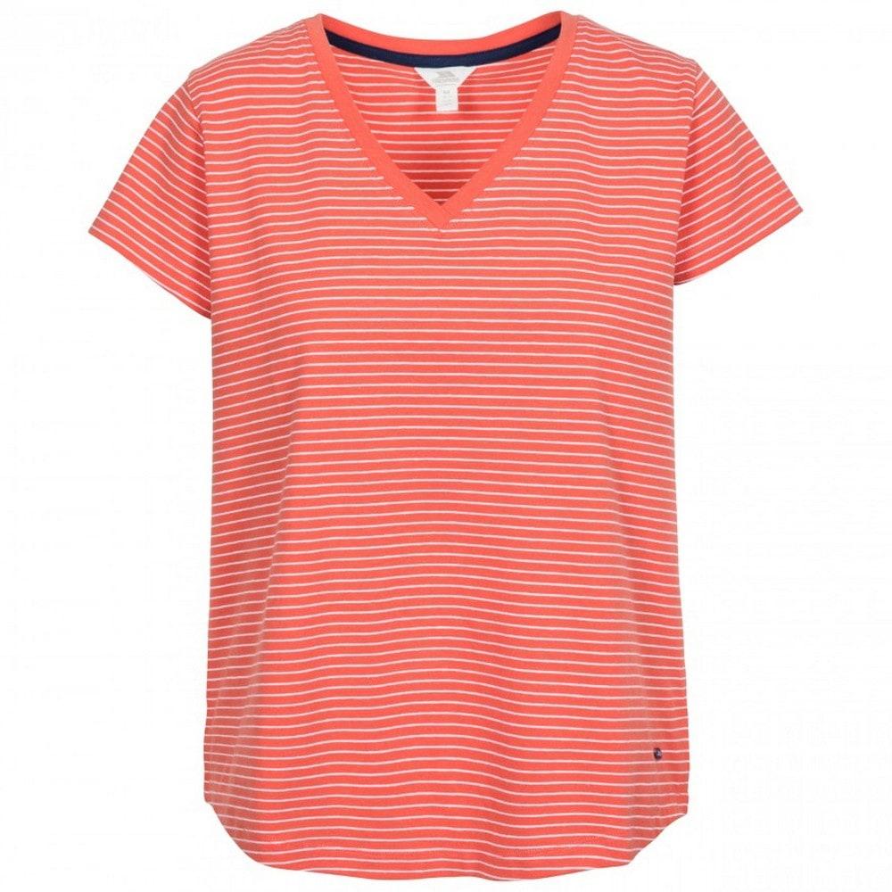 Trespass T-Shirt Damen Konnie mit V-Ausschnitt