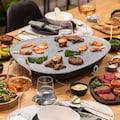 PRINCESS Tischgrill »Table Chef Dreiecksgrill 103250«, 2000 W, Terrazzo-Look