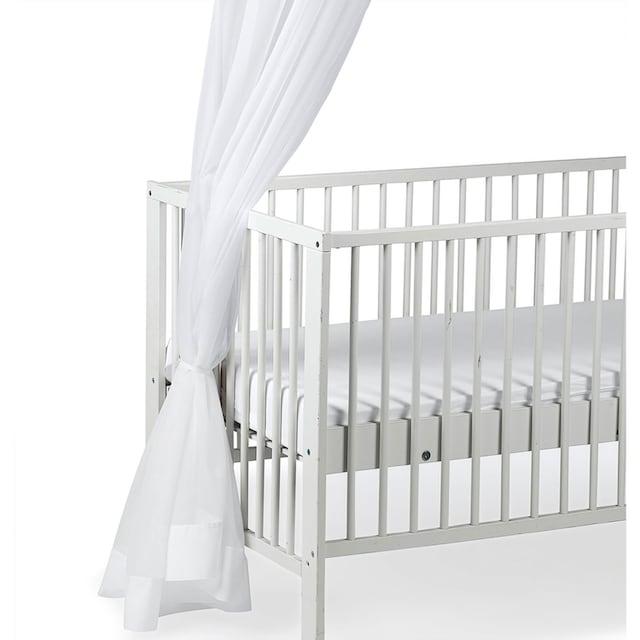 """Sterntaler® Betthimmel """"weiß, für Kinderbett"""""""