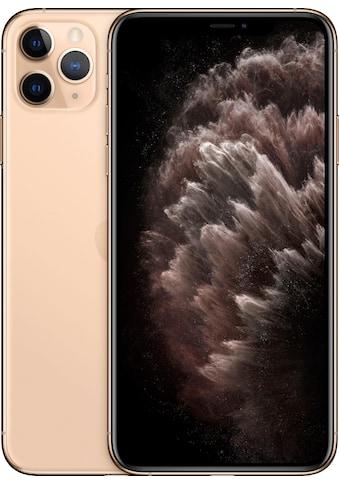 Apple iPhone 11 Pro Max Smartphone (16,5 cm / 6,5 Zoll, 64 GB, 12 MP Kamera) kaufen