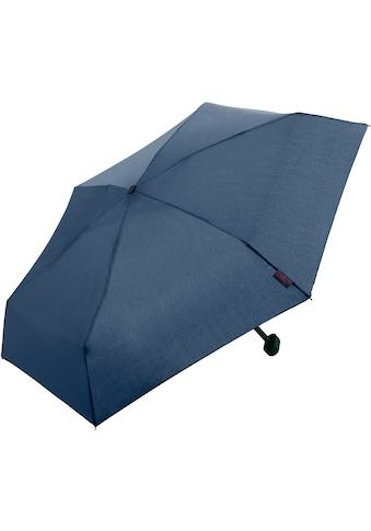 Euroschirm Taschenregenschirm »Dainty, marineblau« kaufen