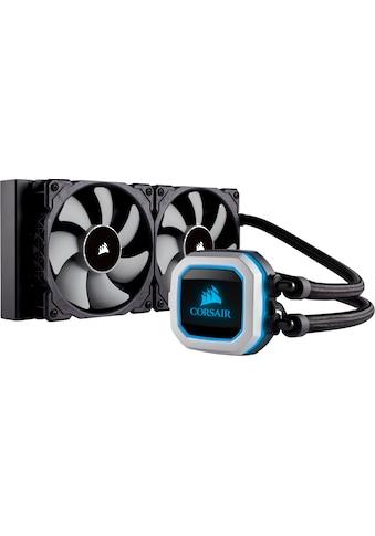 Corsair »Hydro Series H100i PRO Platinum« CPU Kühler kaufen