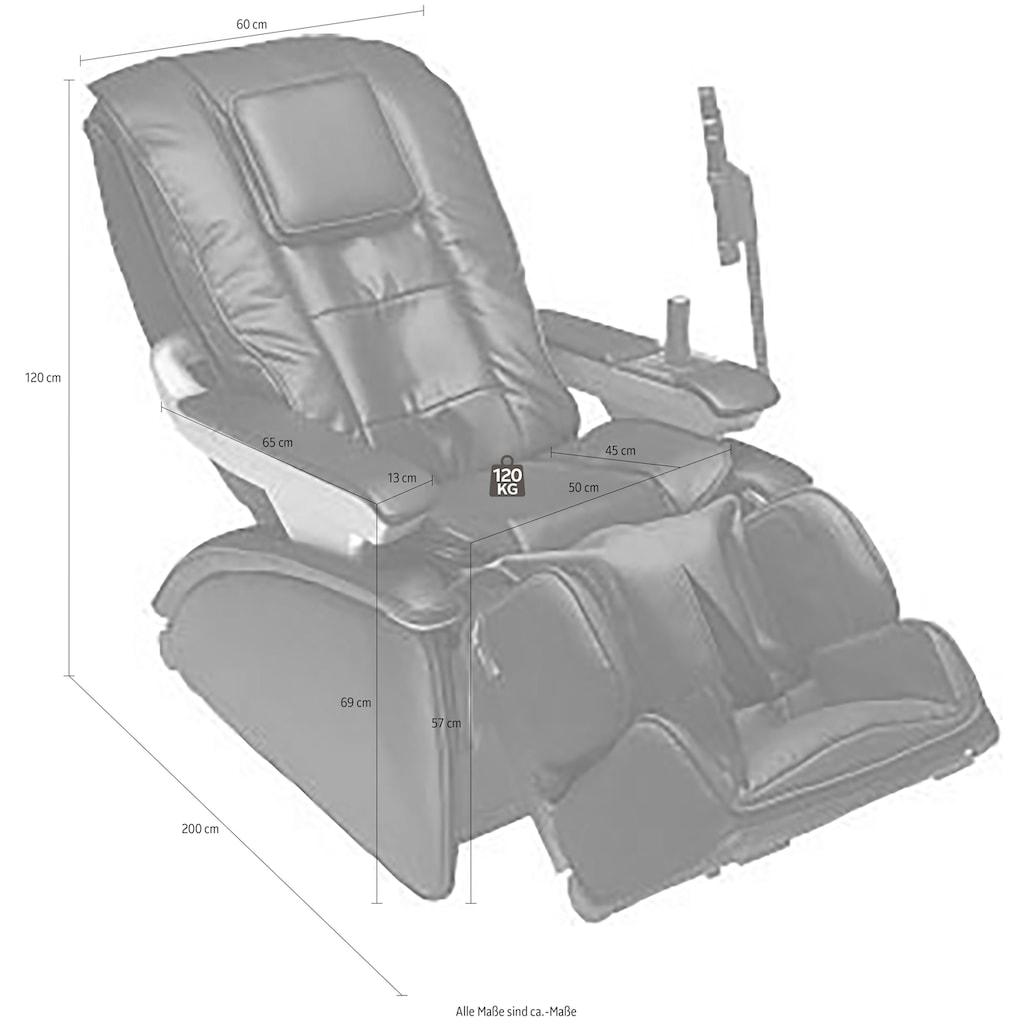 Alpha Techno Massagesessel »Robostic«, mit 10 individuellen, spezialisierten Automatikprogrammen